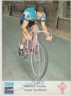 Raymond Poulidor  Carte Dédicassée(D.8303 ) - Radsport
