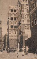SANAA , Yemen , 00-10s ; Skyscrapers - Islam