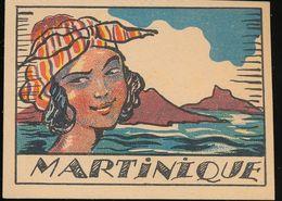 La Phosphatine  -- Martinique - Cromo