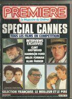 PREMIERE Magazine Du Cinéma SPECIAL CANNES 1985 - Film