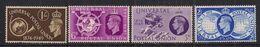 GB 1949 KGV1 Set Postal Union UMM SG 499 - 502 ( D1071 ) - 1902-1951 (Re)