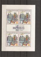 Tchécoslovaquie ( PA 67 En Feuille XXX -MNH) - Czechoslovakia