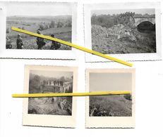 54 FLEVILLE NANCY ET ENVIRONS JUIN1940  SOLDATS ALLEMANDS - Autres Communes