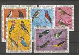 Burundi - Oiseaux ( 398/421 Oblitérés) - 1970-79: Gebraucht