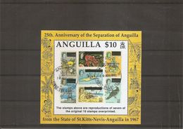 Anguilla ( BF 91 Oblitéré) - Anguilla (1968-...)