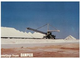 (H 6) Australia - WA - Dampier - Australien