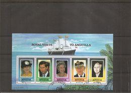 Anguilla ( BF 100 Oblitéré) - Anguilla (1968-...)