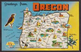 Postcard - USA - Circa 1960 - Oregon - Non Circulee - A1RR2 - Etats-Unis