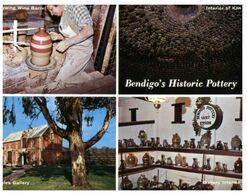 (H 6) Australia - VIC  - Bendigo Historic Pottery - Bendigo