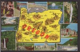 Postcard - USA - Circa 1950 - Oregon - Non Circulee - A1RR2 - Etats-Unis