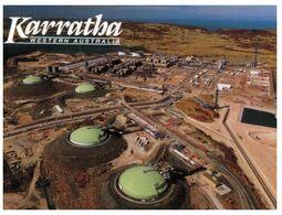 (H 6) Australia - WA - Kerratha Natural Gas Onshore Facilities (Burrup Peninsula) - Geraldton