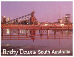 (H 6) Australia - WA - Roxy Down Pilot Plant - Geraldton