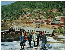 (H 6) Australia - NSW - Thredo Village Skiers - Australien