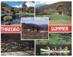 (H 6) Australia - NSW - Thredo In Summer (with Stamp) - Australien