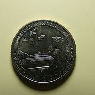USA 1/4 Dollar 2019 S - Émissions Fédérales
