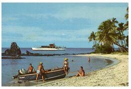 (H 7) Fiji To Australia (with Stamp) Ngaulito - Fidschi