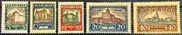 ESTONIA 1927 - MLH - Sc# B15-B19 - Complete Set! - Estonie