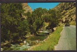 Postcard - USA - Circa 1960 - US Highway 14 - Big Horn Mountains - Non Circulee - A1RR2 - USA National Parks