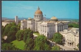 Postcard - USA - Circa 1960 - State Capitol Buidings - Non Circulee - A1RR2 - Harrisburg