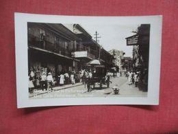 RPPC  Street Scene  In Panama   Ref 4273 - Panama