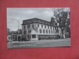 Hotel Morton Niantic Connecticut      Ref 4273 - Etats-Unis