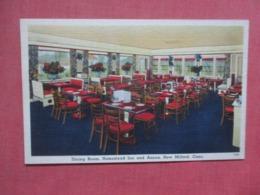 Dining Room  Homestead Inn   New Milford  - Connecticut  Ref 4273 - Etats-Unis