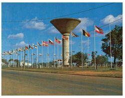 (H 10) Australia - QLD - Blackwater Lions Club Int Park With Water Tower - Châteaux D'eau & éoliennes