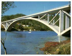 (H 10) Australia - NSW - Brisbane Waters Rip Bridge - Brücken