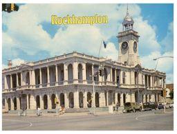 (H 10) Australia - QLD - Rockhampton Post Office - Post & Briefboten