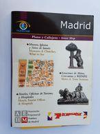 PLANO Y CALLEJERO MADRID - Carte Stradali