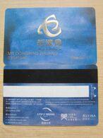 Macao Melco Crown City Club - Carte Di Casinò