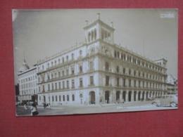 RPPC Palacio Municipal Mexico>      Ref 4273 - Messico