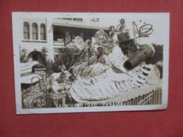 RPPC  Carnival  1946 Panama        Ref 4274 - Panama