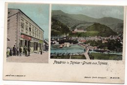 CROATIE - Pozdrav Iz Tojnice - Gruss Aus Jojnica - 1906 (N23) - Kroatien