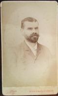 Photo (vers 1880), CDV, Portrait-Carte Par Photographe D'Atelier Nadar (Félix Tournachon) Rue D'Anjou-St Honoré 75 Paris - Old (before 1900)