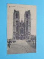 Eglise SAINT-GUDULE ( Edit. Thill Série 1 - N° 19 ) Anno 1920 ( Zie Foto ) ! - Monumenti, Edifici