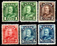 B267-Canada 1930-31 (sg) NG- Senza Difetti Occulti - - 1911-1935 George V
