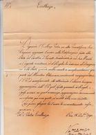 Disinfettata, 1790 - Lettera Da Pera ( Costantinopoli ) Per Napoli - Regno Delle Due Sicilie - Manoscritti