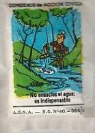 CONSEILS D ACTION CIVIQUE  Espagnol - Zucchero (bustine)