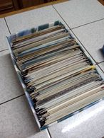 700  CARTES POSTALES ETRANGERE - 500 Postcards Min.