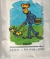 WALKING THE DOG  Conseils D Action Civique Espagnol - Zucchero (bustine)