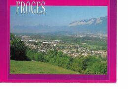 38 FROGES Cpm - Autres Communes