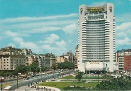 BUCAREST Hôtel Inter Continental Cars BUS Anciens VOIR DOS - Romania