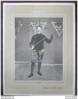1903 ESCRIME - CONTE - GALERIE DES CÉLÉBRITÉS SPORTIVES Supplément De LA VIE AU GRAND AIR - Journaux - Quotidiens