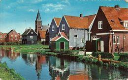 08 - 2020 - PAYS BAS - NEDERLAND - MARKEN - CPSM PF Couleur - Holland - Marken