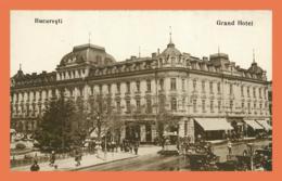 A718 / 375 Roumanie BUCURESTI Grand Hotel - Romania