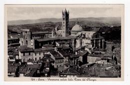 DF / ITALIE / TOSCANE / SIENNE / SIENA /  / PANORAMA DEPUIS LA PORTE DEL MANGIA - PANORAME VEDITO DELLA TORRE DEL MANGIA - Siena