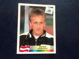 PANINI Football  FRANCE 98 N°152 Dieter Ramusch Autriche Österreich Austria - Französische Ausgabe