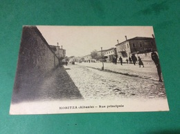 ♥️ KORITZA. Rue Principale.  8/20 - Albanië