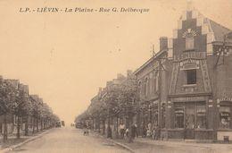 LIEVIN  La Plaine - Rue G. Delbecque - Lievin